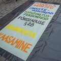 Töövõimereform ja selle meeleavaldus Toompeal