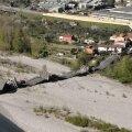 Itaalias varises kokku sild, millel olnud kahe kaubiku juhid pääsesid õnneks kergelt