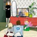 Pereterapeut annab nõu: mida teha, kui kodutülid on sagedased, sest issi lubab, aga emme keelab?