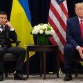 Valge Maja ametnik käskis abi Ukrainale peatada 91 minutit pärast Trumpi ja Zelenskõi telefonivestlust
