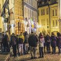 Suur-Karja tänav on Tallinna vanalinna öise lõbuelu tulipunkt ning seepärast pannakse seal toime ka kõige rohkem kuritegusid.