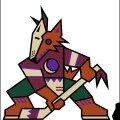 """""""Аризона"""" вернула старый """"ламповый"""" логотип в виде койота с клюшкой"""