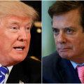 Trump vihjas: ma võin oma kampaaniajuht Manafortile armu anda