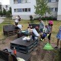"""""""Было бы хорошо, если бы люди не мусорили, не переворачивали скамейки"""": что рассказали дети, которые все лето наводили порядок в Раадику"""