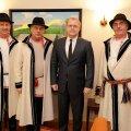 Välisminister Urmas Paet kohtus Setumaa esindajatega