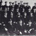 Admiral Johan Pitka ja mereväe ohvitserid