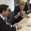 Merkel saab Kreeka puhul valida kahe halva vahel