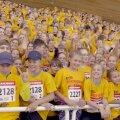 Kersti Kaljulaid Spordinädalat avamas