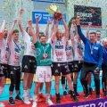 Tartu Bigbank krooniti pika pausi järel Eesti meistriks.