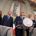 Tagasilöök Salvinile: Itaalia Demokraatlik Partei ja Viie Tähe Liikumine leppisid kokku koalitsiooni moodustamises