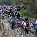 Euroopa Liit koguneb õhtul arutama põgeniketulva Balkanil