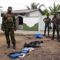 Шестеро детей погибли в перестрелке военных с террористами на Шри-Ланке