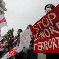 Protest lennukikaaperdamise vastu