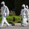 USA-s ületas viirusesse nakatunute arv 500 000 piiri