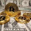 Bitcoinid ja USA dollarid