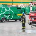 Ragn-Sellsi jäätmekütuse tootmise hoone järelkustutus