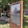 ФОТО: Вандалы в центре Таллинна покусились на память об утраченной церкви