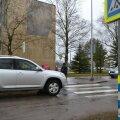 Viljandis ülekäigurajal hukkunud naisel oli helkur koti küljes