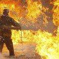 Taliban korraldas Afganistanis jõhkra rünnaku presidendipaleele