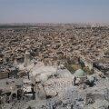 Iraagi väed hõivasid Mosulis Islamiriigi õhku lastud mošee