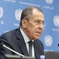 Сергей Лавров назвал условия возобновления авиасообщения России с Грузией