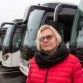 Скоро автобусы заполонят Тоомпеа. Мелкие перевозчики недовольны действиями правительства
