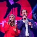 """Synne Valtril ja Kalle Sepal on olemas varasem koostöökogemus. 2018. aastal juhtisid nad ühiselt menusaadet """"Rahvabänd""""."""