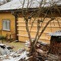 Kindlustusfirma esindaja: Viljandis BMW õhulennus purustatud maja taastamine läheb maksma mitukümmend tuhat eurot
