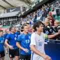 Eesti ja Soome jalgpallilegendide matš, Jari Litmanen nr 10