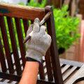 Puidust aiamööbel uuele elule — kas õlitada või värvida üle?