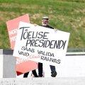 ФОТО: Сависаар, Тоом и другие обсуждали, какого президента ждет Эстония