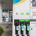 Департамент: на большинстве заправок маркировка топлива не отвечает требованиям