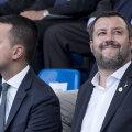 Luigi di Maio ja Matteo Salvini