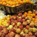 Poola õunad ja Hispaania apelsinid Eesti kaupluses