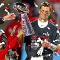 Tom Brady tõstis Super Bowli võitjakarika ehk Vince Lombardi trofee üles seitsmendat korda.