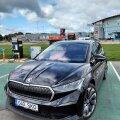 Škoda Enyaq iV: 150 kilovatti ja kuuled vaid rehvide sahinat vastu asfalti?
