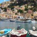Symi saar, Kreeka