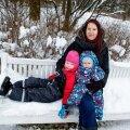 Kahe väikelapse ema Kristi Saare: mu esimene panus oli vaid 10 eurot, aga võtsin kohe ambitsioonika eesmärgi, et katan investeeringutega kõik pere kulud