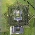 Masone labürint - maailma suurim labürint, kus inimene võiks ära eksida