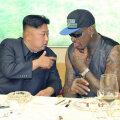 Allikad: Kim Jong-un tahtis osana tuumaleppest kuulsate USA korvpallurite Põhja-Koreasse saatmist
