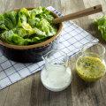 Salatikastme maitsvad variatsioonid. Otsusta ise, mida salatikastme sisse paned!