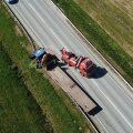 Liiklusõnnetus Tallinna–Pärnu maanteel.