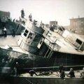 Aurulaeva Eastland katastroof - kui 2600 reisijaga laev Chicago jões külili vajus