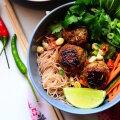 Lase kööki tervislikud maailma maitsed