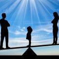 Miks on isa vähem lapsevanem?