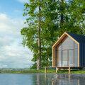 Unistad kodust veekogu ääres? Milliste piirangutega tuleb arvestada ja kui kaugele kaldast tohib ehitada?
