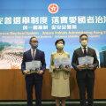 """Hiina muutis Hongkongi valimisreegleid, et valimistel saaksid edaspidi osaleda vaid """"patrioodid"""""""