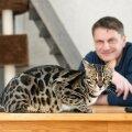 Antti Kammiste: olen eluaeg arvanud, et kass peab majas olema
