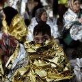 põgenikud Kreekas
