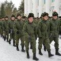 Venemaa alustas Krimmis ja riigi lõunaosas sõjaväeõppusi